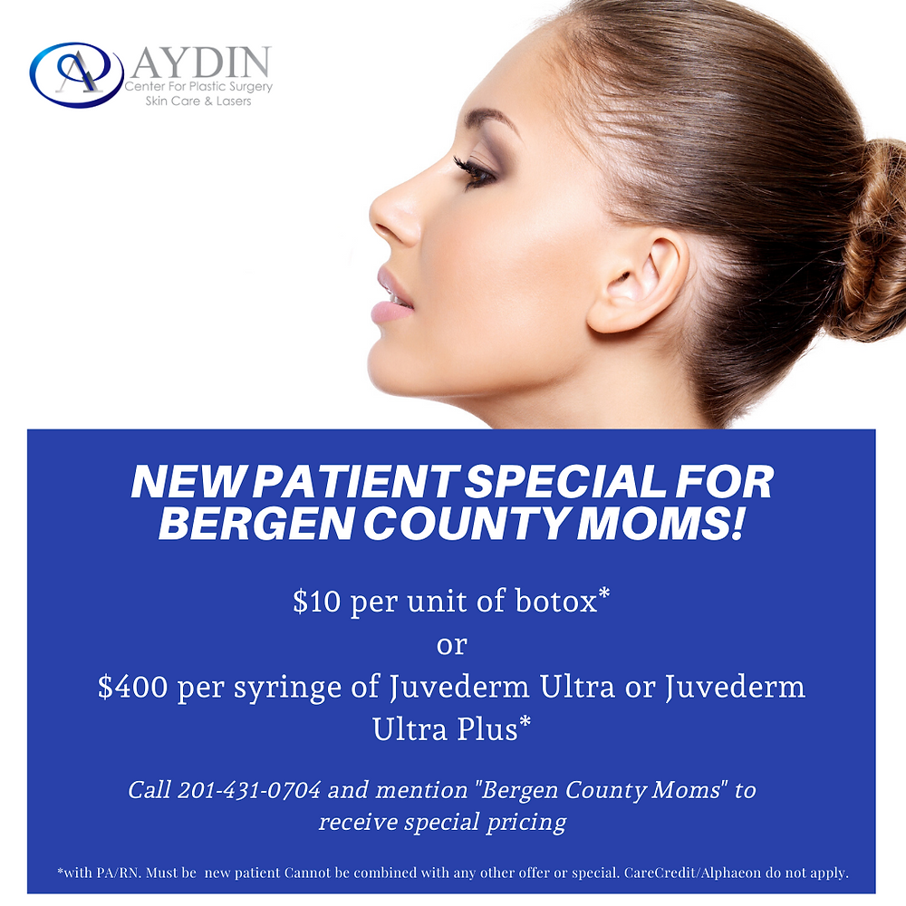 New Patient Specials for Bergen County Moms, Bergen County Moms