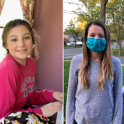 Need for Face Masks Connects Immaculate Heart Academy Sisters
