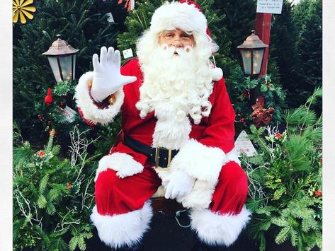 Santa is Coming to Goffle Brook Farm