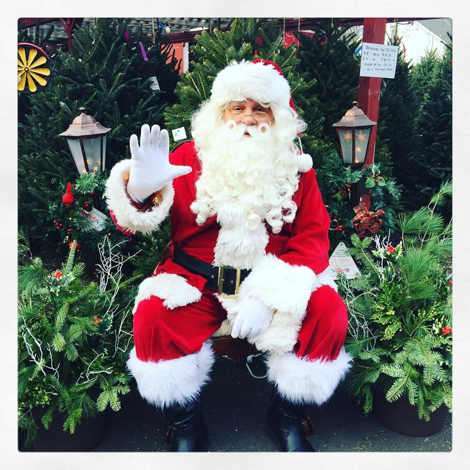 Santa is Coming to Goffle Brook Farm, Bergen County Moms