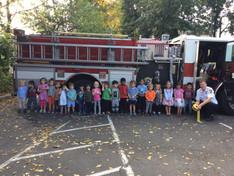 The Ridgewood Fire Department Visits MLC