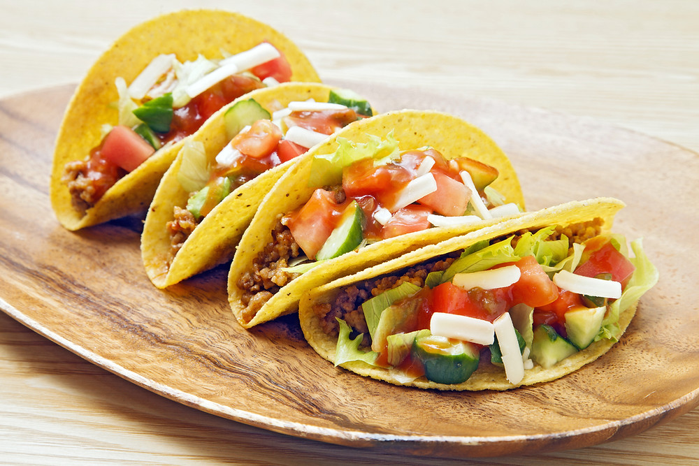 Tuesday Turkey Tacos by Stacey Antine MS, RDN, Ridgewood Moms