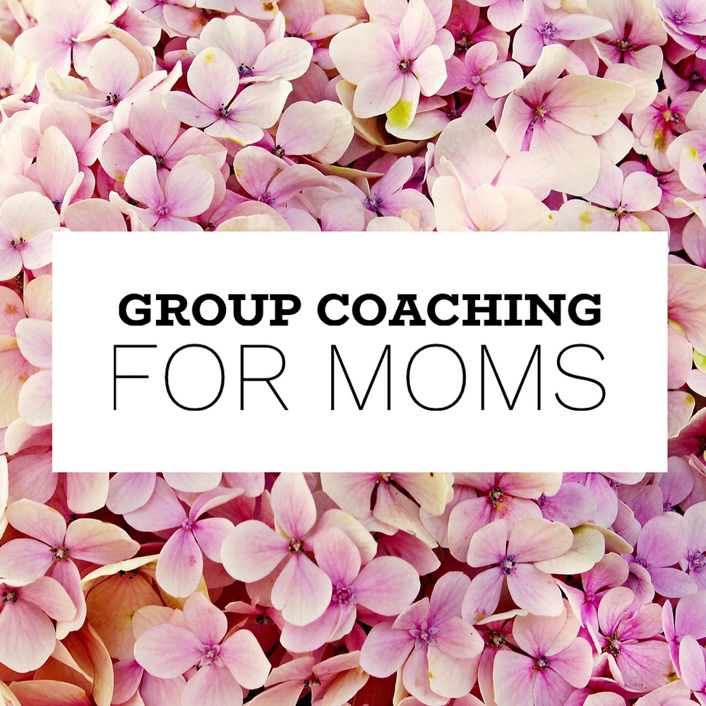 Group Coaching for Moms by Fern Weis, Parent + Family Recovery Coach, Bergen County Moms