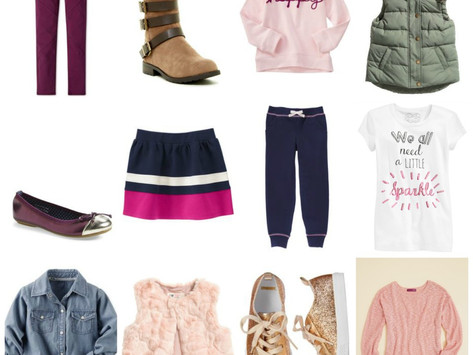 Back to School Sales by Kate Kaschenbach