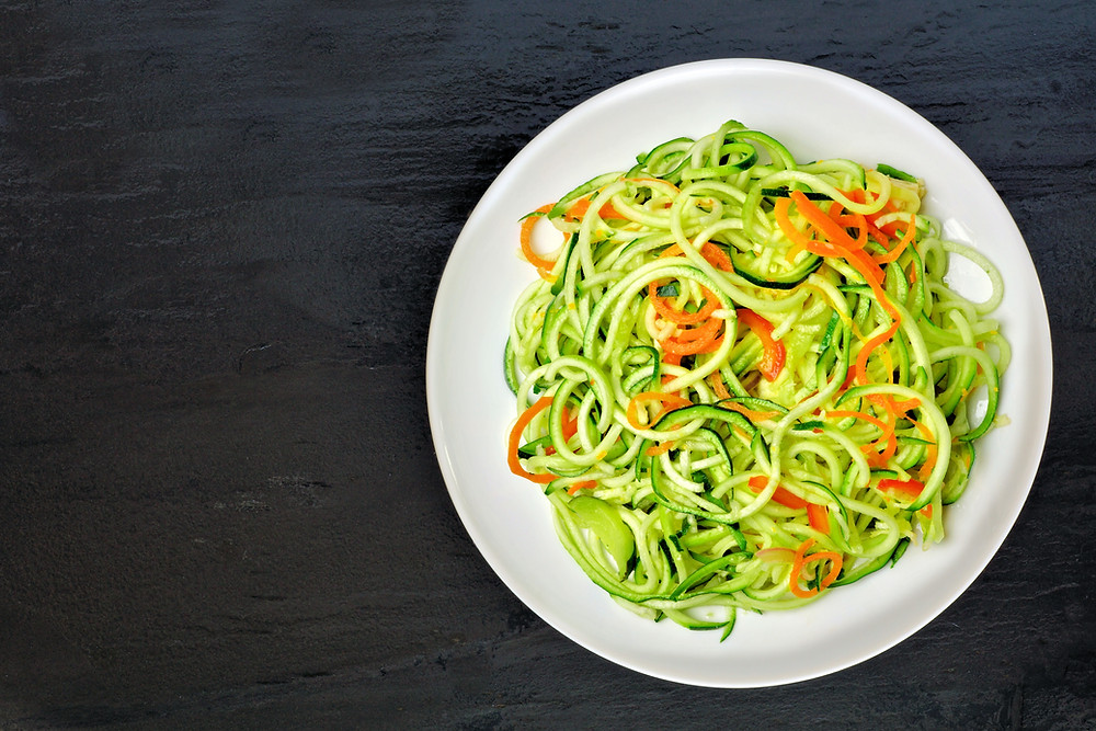 Asian Inspired Sesame Noodles by Stacey Antine, MS, RDN, Bergen County Moms