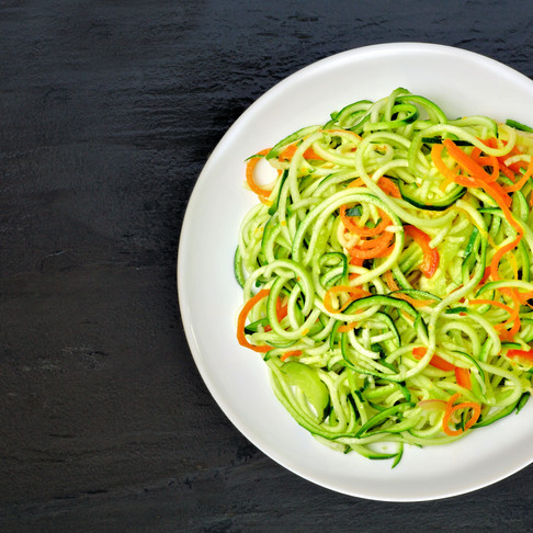 Asian Inspired Sesame Noodles by Stacey Antine, MS, RDN