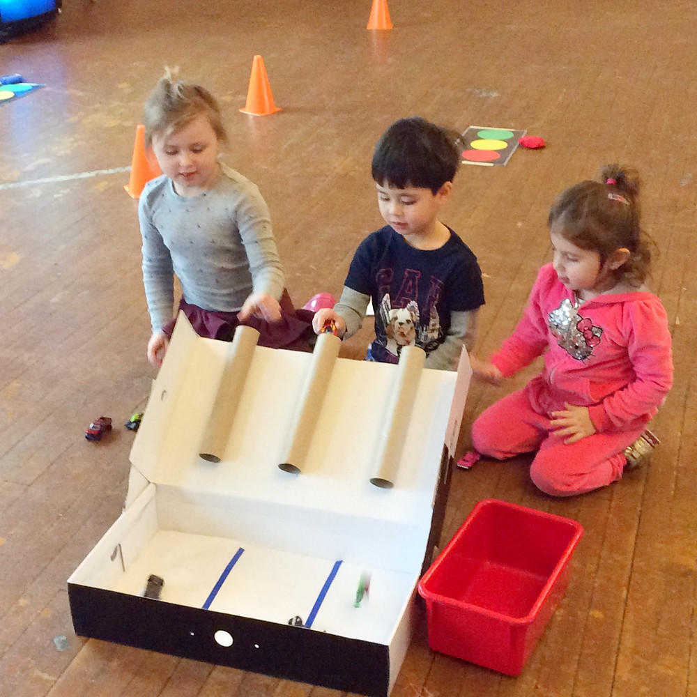 Orchard Land Transportation Fun - AM + PM, Montessori Learning Center in Ridgewood