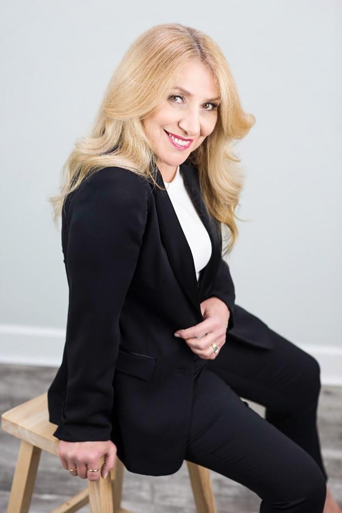 Yansi Fugel, Founder & Designer, Yansi Fugel & Tux Couture,