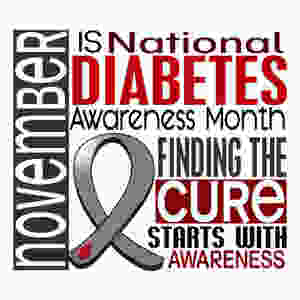 November is National Diabetes Month + Be the Healthiest You Event, Bergen County Moms