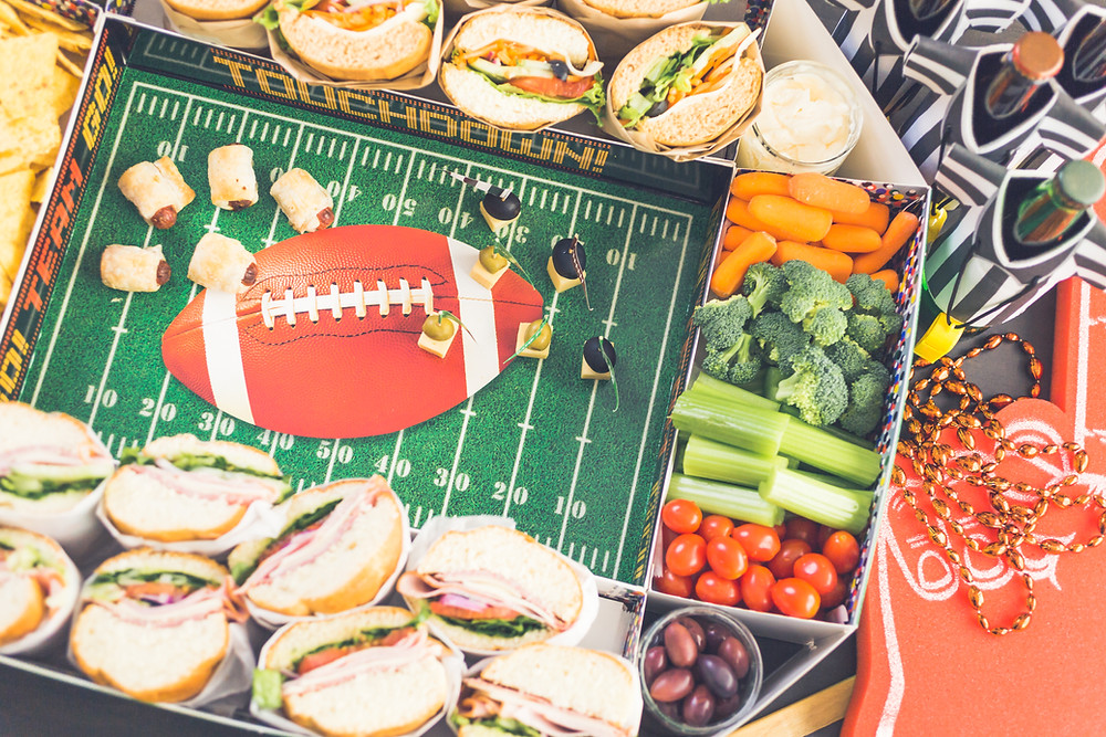 Super Bowl Appetizer Recipes by  Stacey Antine, MS, RD, | Bergen County Moms