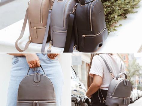 hi, aria Mini Diaper Bag Giveaway