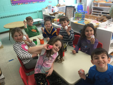 Happy Spring from our Kindergarteners