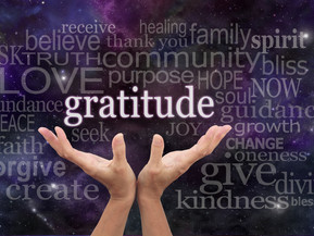 The Inspirational Power of Gratitude