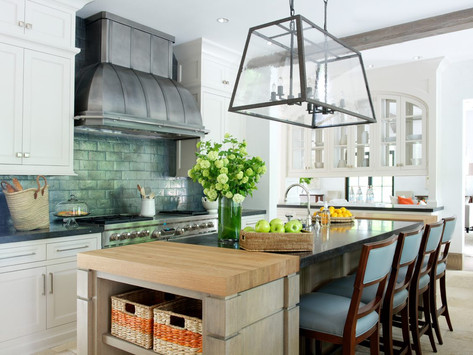 The Kitchen is the Heart of Your Home by HOBBS, INC