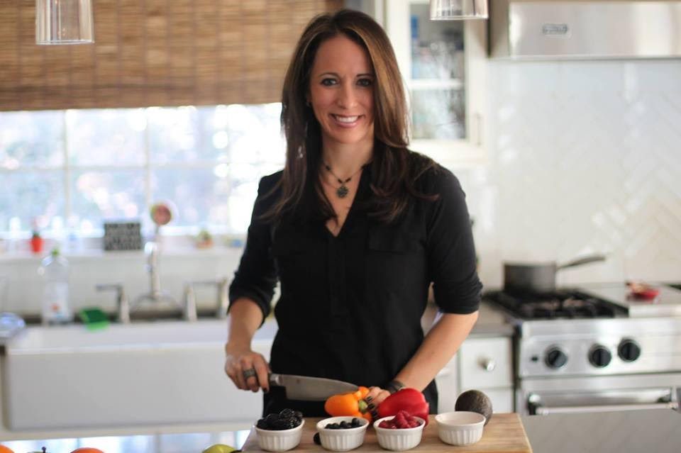 Nicole Meyer is author of the cookbook, Cups Sticks & Nibbles, and the owner of Nibbles By Nic,