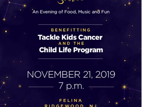 Starry Night Soiree Benefitting Tackle Kids Cancer + Child Life Program