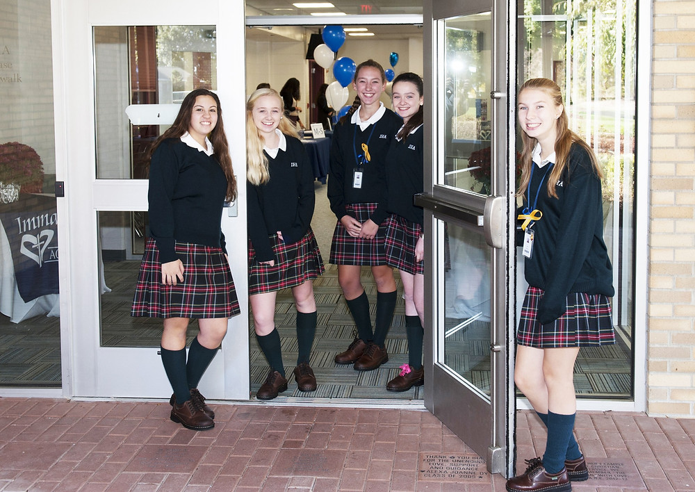 Spring OPEN HOUSE at Immaculate Heart Academy on April 29th, Bergen County Moms