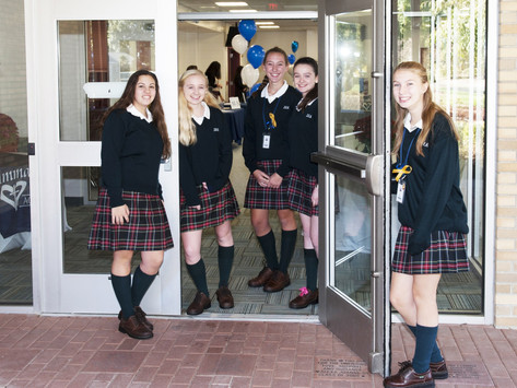 Spring OPEN HOUSE at Immaculate Heart Academy on April 29th