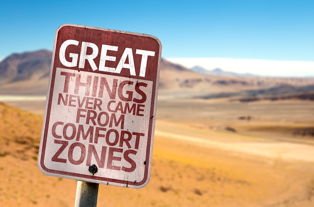 An Inspiring Life Lies Outside Your Comfort Zone, PowHER Network
