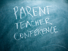 Teacher Conference Sign Up Oct 15th - No School Oct 22nd & Oct 23rd