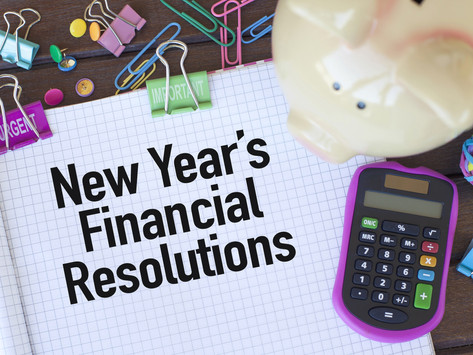 10 Resolutions for the New Financial Year by Anita Srivastava