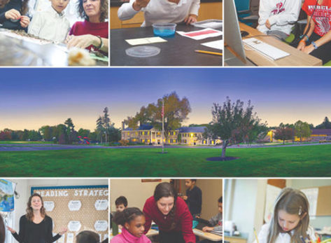 Saddle River Day School Offers In Person + Real Time Learning Options this Fall