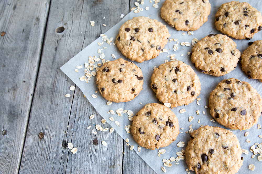 Chocolate Chickpea Chippers by Stacey Antine, MS, RDN, Bergen County Moms