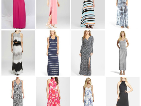 Maxi Dresses by Kate Kaschenbach