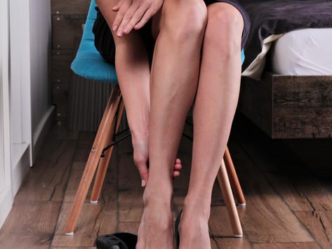 Why Do My Legs Feel So Tired and Heavy? By Haley Dukes, RVS, RCS, CMA