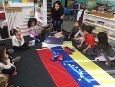 Kindergarten Cultural Program: Venezuela