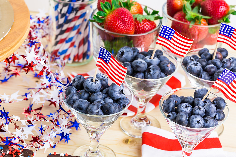 Let's Hear It for the Red, White and Blue by Lisa Mecray Rogers, Bergen County Moms