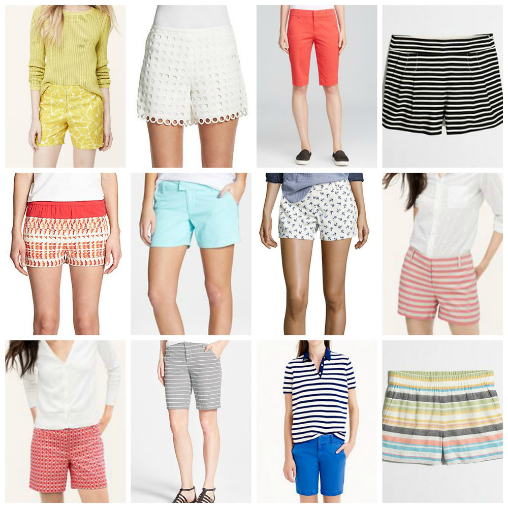 Budget-Friendly Shorts for All Body Types by Kate Kaschenbach, Ridgewood Moms