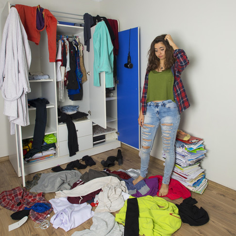 6 Steps to Help Children Declutter by Fern Weis, Parent + Family Recovery Coach