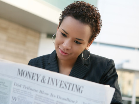 Investment Words You (Maybe) Don't Know But Absolutely Should by Kristin O'Keeffe Merrick
