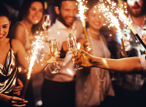 Best Places To Celebrate New Year's Eve Around The World by Anna Fishman