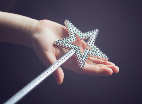 The Case of the Broken Magic Wand by Fern Weis, Parent + Family Recovery Coach