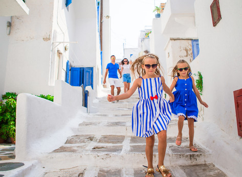 10 Tips for Stress-Free European Vacations with Kids by Anna Fishman