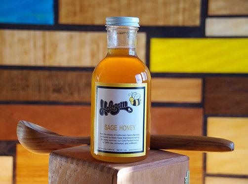 Pure Sage Honey