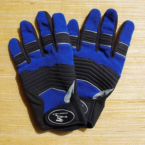 Timeship Freeride Gloves Blue & Black