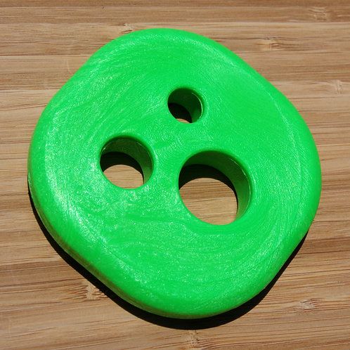 (1) Lime Puck