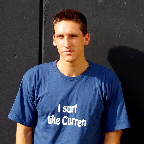 I Surf Like Curren