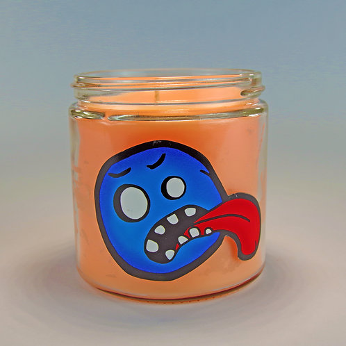 Frootloops Candle