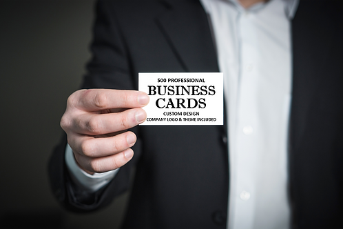 500 Business Cards