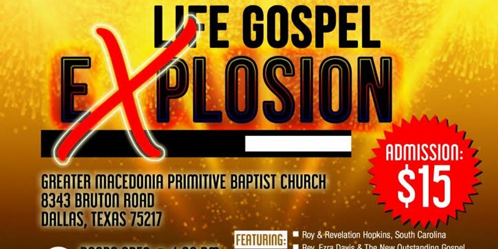Change for LIfe Gospel Explosion