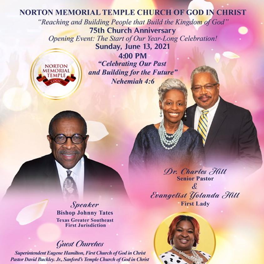 75th Church Anniversary