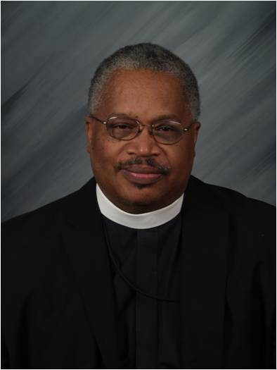 Pastor Charles Hill