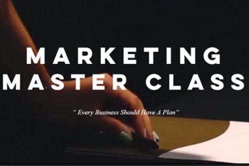 Marketing Master Class