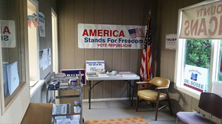 Republicans open Campaign Headquarters