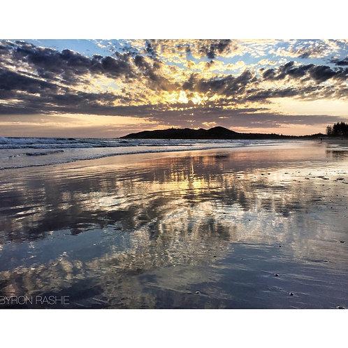 Sunrise 2 I Byron Bay I Print
