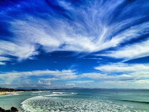 Belongil sky I Byron Bay I Print